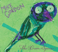 Album Cover Mike Gordon