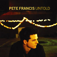 Album Cover Pete Francis